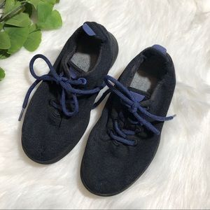 Allbirds | Black Charcoal Navy Blue Lace Up Shoes